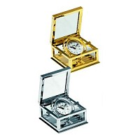 Crystal box Silver