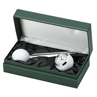 Golf Set gold