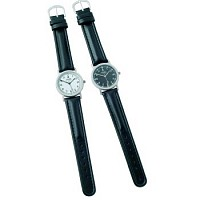 Gentlemen's Wrist Watch with Date Black